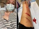 Orlane, une Liégeoise victime de viol, s'est faite agresser à son domicile pour avoir voulu aider les victimes de violences sexuelles.
