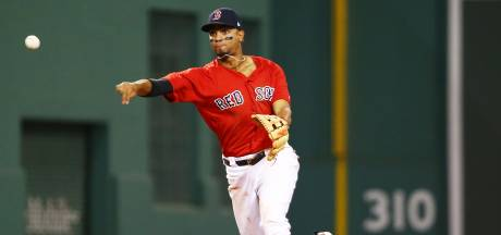 Bogaerts weer belangrijk voor Red Sox
