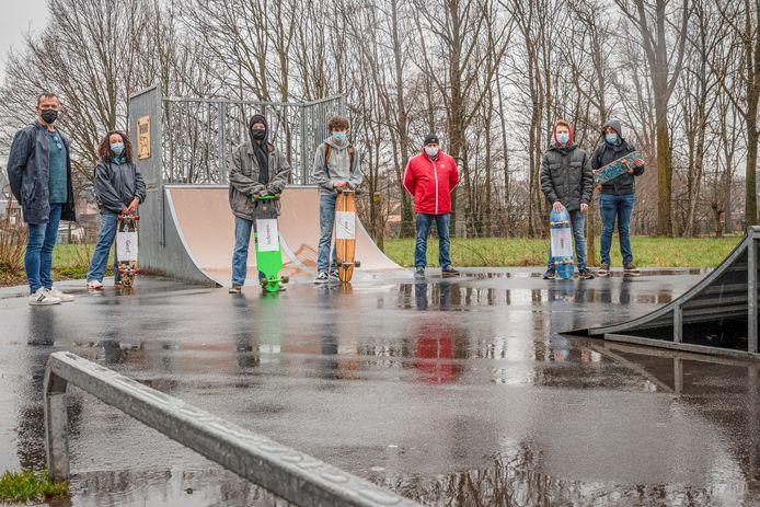 Het dossier van een skatepark typeert volgens de pas opgerichte politieke vereniging Jongsocialisten Brakel het gebrek aan inspraak voor jongeren in het beleid van de gemeente.
