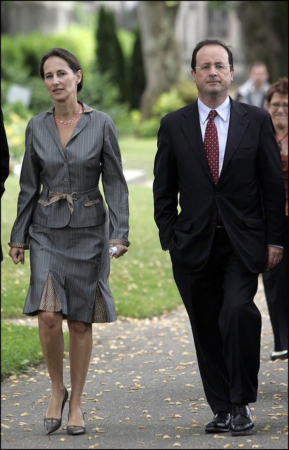 Depuis 2006, les anciens époux ont pris de la distance.