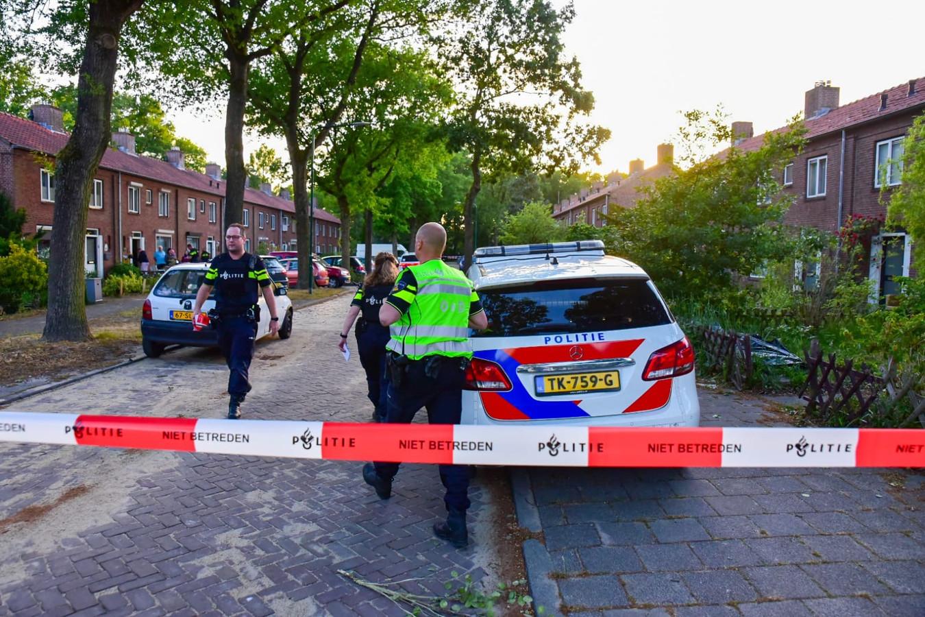 De schietpartij had plaats op 23 mei vorig jaar in de Karel Doormanstraat in Rijen.