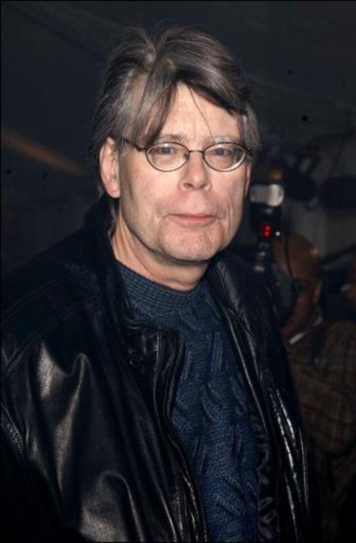 Stephen King volgt op de derde plaats bij de best verdienende auteurs Beeld UNKNOWN
