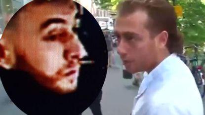 """VIDEO. Verdachte schietpartij Utrecht dook eerder al op in viraal filmpje: """"Je bent een slet"""""""