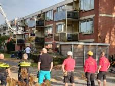 Asbest in wooncomplex:  appartementen Het Veldhof  in Enschede ontruimd