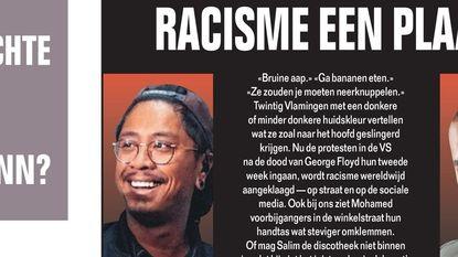 Ook bij ons blijft racisme een plaag
