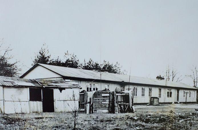 Kamp Vossenbosch in Wierden was voor veel Molukkers de eerste verblijfplaats in Nederland.