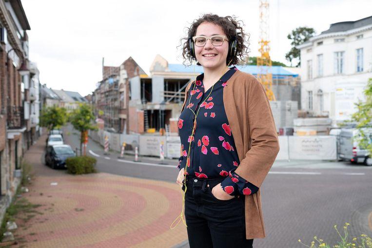Programmatiedeskundige van Cinema Plaza Katja Geerts.