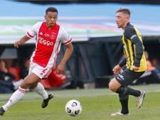 Wittek speelt bij Vitesse met breuk in arm