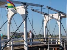 Vissersbrug in Harderwijk mag niet verdwijnen, vindt Henk. 'Het is een icoon'