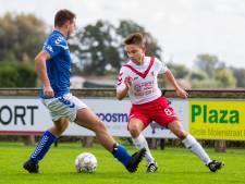 GVA maakt De Wild het voetbal onmogelijk en wint bij RKSV Driel
