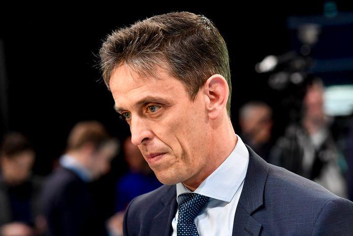 DPG Media Belgium CEO Kris Vervaet.