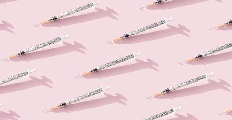 Je aanmelden voor een vaccin dat anders weggegooid wordt? Dat kan op Prullenbakvaccin.nl Beeld Shutterstock
