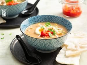 Wat Eten We Vandaag: Snelle pindasoep