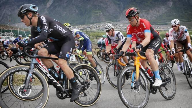 """Ilan Van Wilder maakt furore in Ronde van Romandië: """"Ik bleef mijn wattages trappen tot het einde"""""""