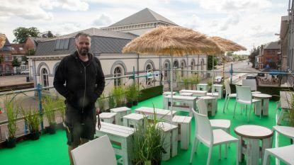 Lemon Bar bouwt zomerterras op stelling en kan veilig uitbreiden met 49 zitplaatsen