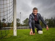 'Tegelactie' is een succes, voetbalclub VV Vorden kan aan de slag: komend voorjaar ligt er een kunstgrasveld