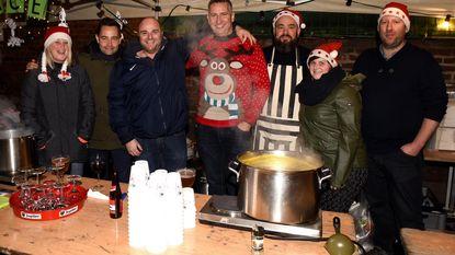 De Bron organiseert eerste Kerstcafé