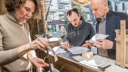 Burgervereniging Meer bomen in Roeselare  deelt 600 gratis bomen uit
