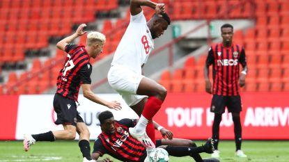 Standard verliest tweede match in de voorbereiding: Luikenaars onderuit tegen Nice op een leeg Sclessin