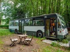 Leur bus ne leur pose jamais de lapin: ils habitent à bord