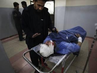 Dertien doden bij zelfmoordaanslag in Pakistan