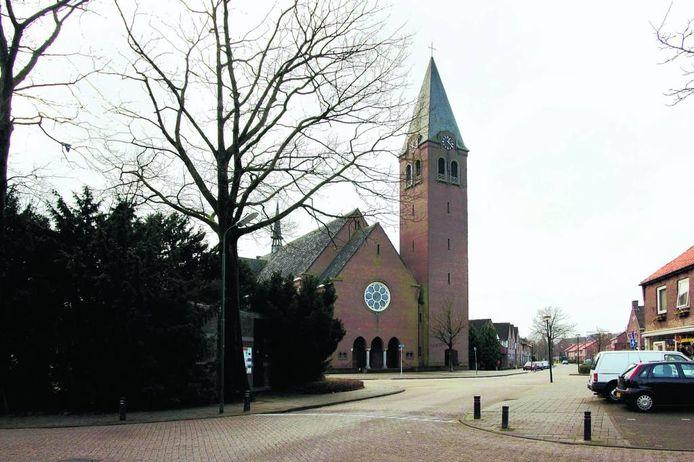 De kerk aan de Boschweg sluit zondag na de mis van 9.30 uur.