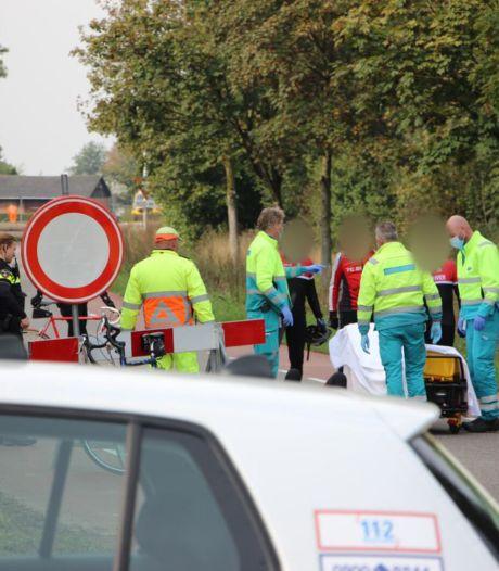 Wielrenner gewond bij ongeval Gendringen