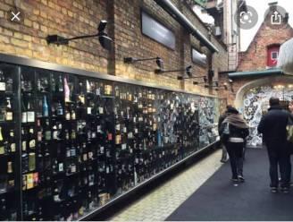 Genieke 107 in The Beerwall