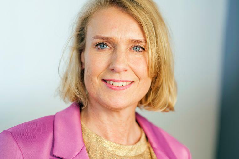 Rennie Rijpma: 'Met mij komen de vrouwen meer naar voren.' Beeld Marlies Wessels
