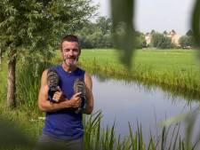 57-jarige Jim uit Kockengen rende 1100 (!) kilometer door de Pyreneeën