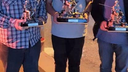 Franky Lissens kroont zich tot viskampioen
