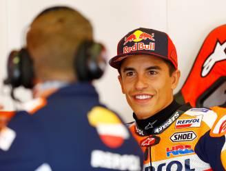 Zesvoudig wereldkampioen MotoGP Marc Marquez staat voor comeback na zware armbreuk