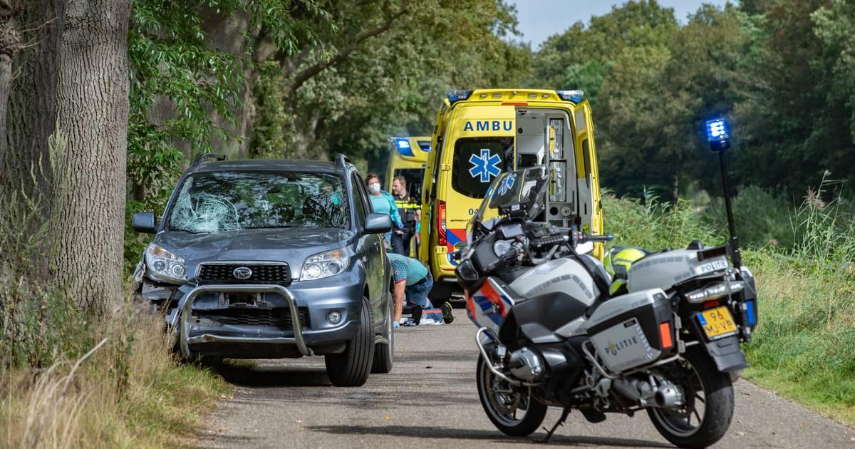 Slachtoffer dodelijk ongeval Heeten is jongen , tweede bromfietser niet betrokken.