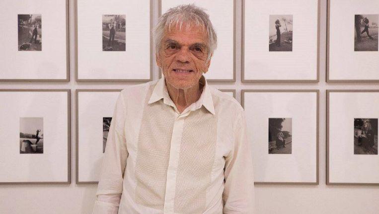 Daan van Golden vorig jaar, bij zijn tentoonstelling Make Over in het Stedelijk Museum Schiedam Beeld Anjès
