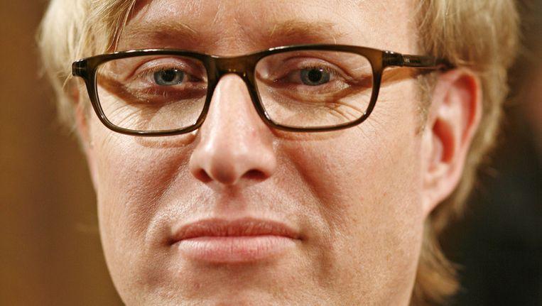 Peter Terrin. Beeld Marcel Hemelrijk