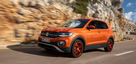 Volkswagen T-Cross: de Polo als SUV