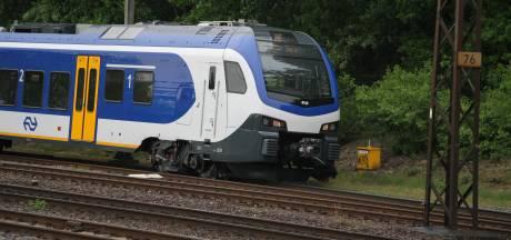 Tijdelijk geen treinen tussen Ede-Wageningen en Wolfheze door aanrijding