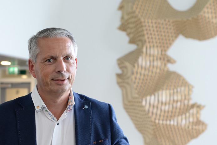 Alex ten Westeneind is de beoogde nieuwe voorzitter van SC Millingen.  Archieffoto Ed van Alem