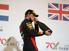 Verstappen blikt terug op 2020: 'Eén keer winnen en zes keer tweede: niet slecht, tegen Mercedes'