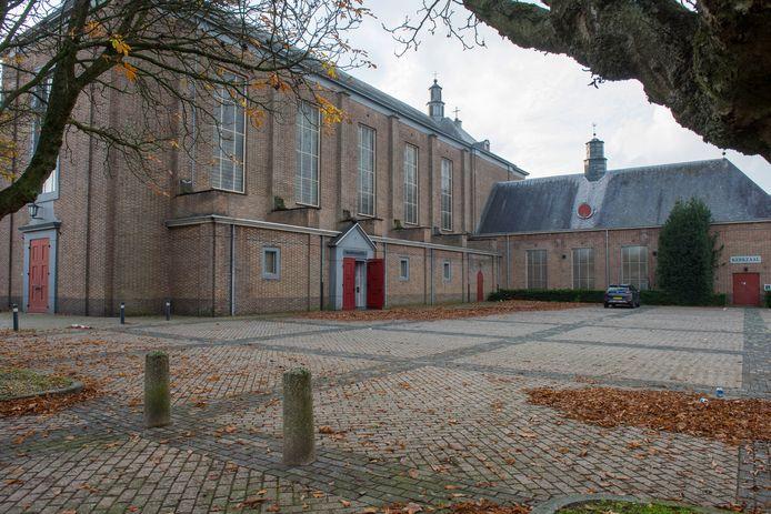 De Mariakerk in Valkenswaard heeft veel typische Bedaux-kenmerken.