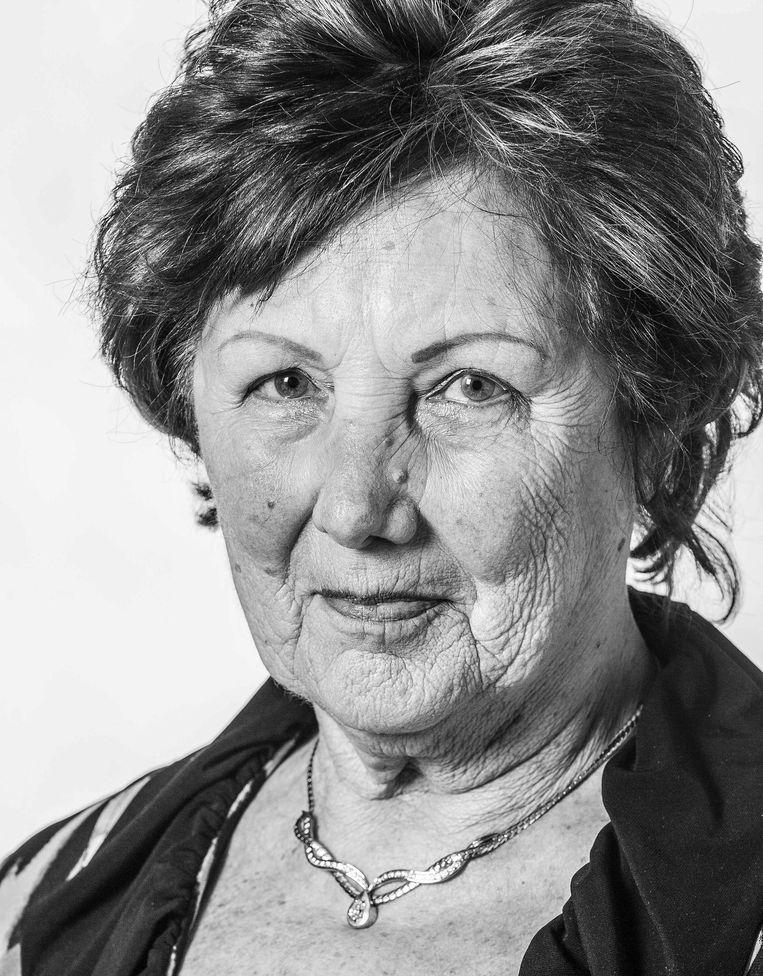 Wil van Soest, gemeenteraadslid Partij voor de Ouderen Beeld Rink Hof