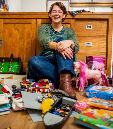 Recyclesint klopt aan: 'Iedereen heeft gewoon te veel speelgoed'