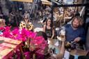 De Korte Putstraat in Den Bosch is een van de bekendste restaurantstraten van het land.