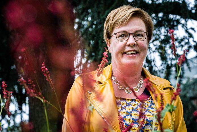 De Eindhovense SP'er Jannie Visscher is kandidaat-voorzitter voor haar partij.