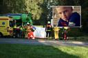 Op 26 september werd Mees (inzetje) aangereden op de Breukenlaan in Putten. De fietser raakte hierbij ernstig gewond en werd zwaar gewond met spoed afgevoerd naar een ziekenhuis.