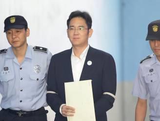 Samsung-erfgenaam in beroep tegen veroordeling