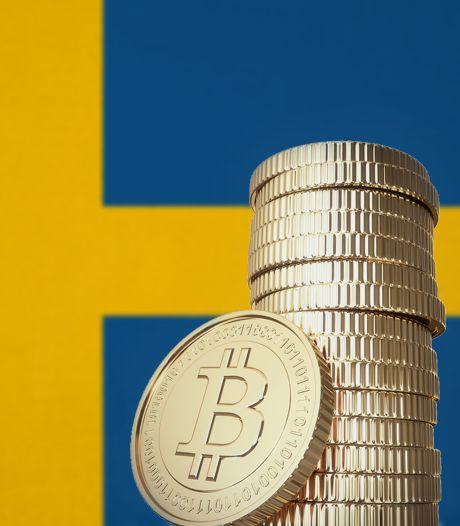 Zweden moet veroordeelde drugsdealers 1,3 miljoen euro in bitcoin betalen