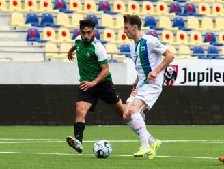 """Andries Claes gaat met KVK Tienen voor vijfde clean sheet op rij en eerste competitiezege: """"Veel teams zijn aan elkaar gewaagd"""""""