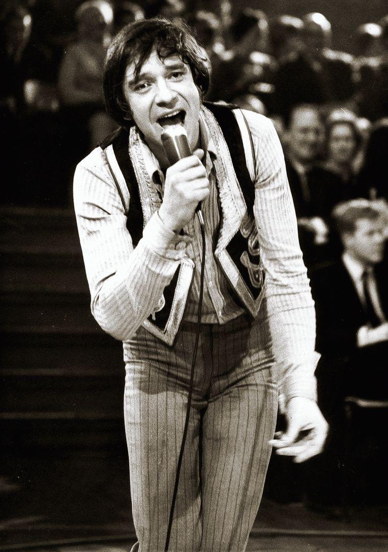 Shaffy in het Concertgebouw, juli 1969. Beeld ANP