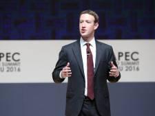 Facebookbaas Mark Zuckerberg gaat zich verantwoorden voor datalekschandaal